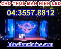 CHO THUE MAN HINH LED