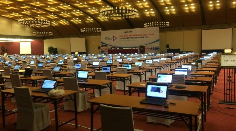 Laptop Tân Việt cùng cuộc thi sáng tạo với Samsung