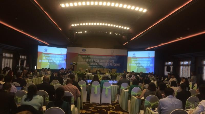 Thiết bị sự kiện Tân Việt – Tại Hội nghị tài chính bền vững Apec – Hội An