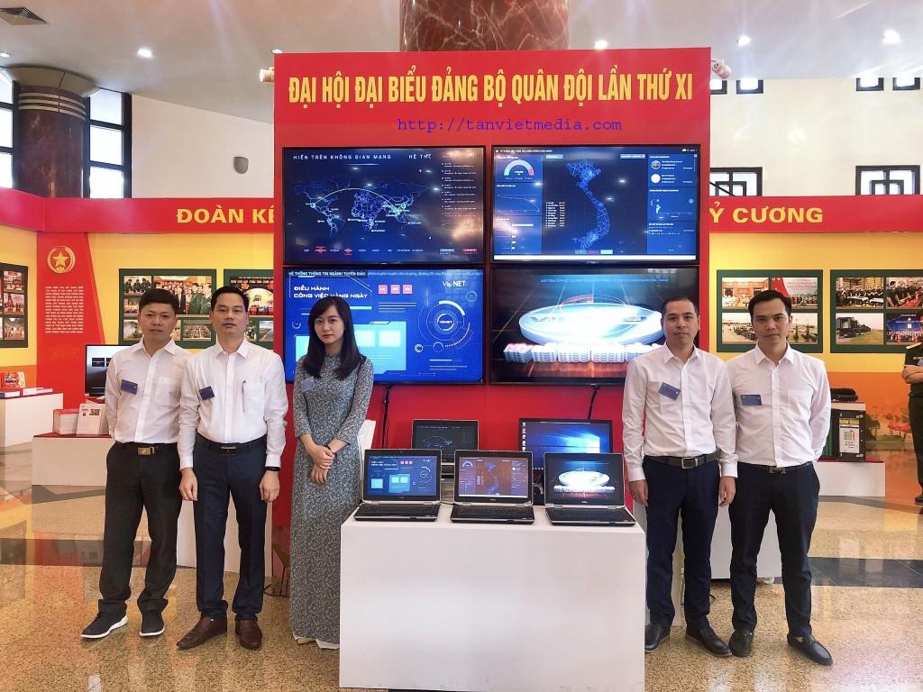 Cho thue Tivi su kien 2 1024x768 Cho thuê Tivi phục vụ sự kiện