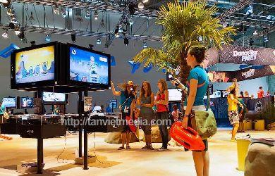 Cho thue tivi hoi cho Dịch vụ cho thuê Tivi LCD